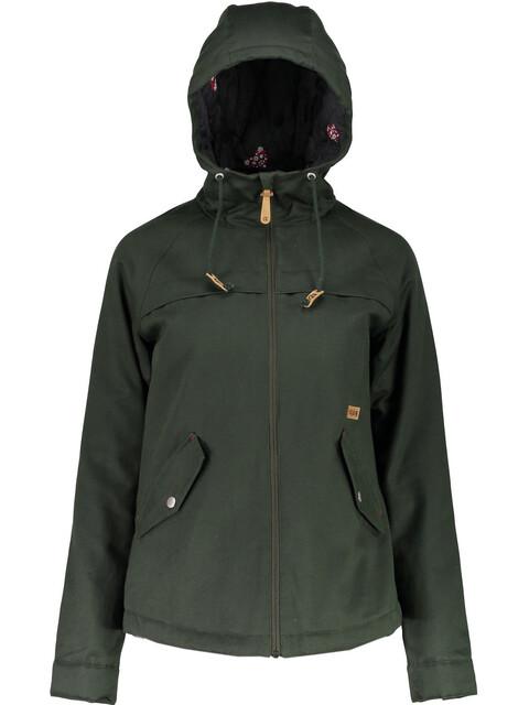 Maloja KitzsteinM. Snow Jacket Women wood